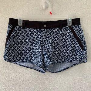 ROXY patterned swim shorts